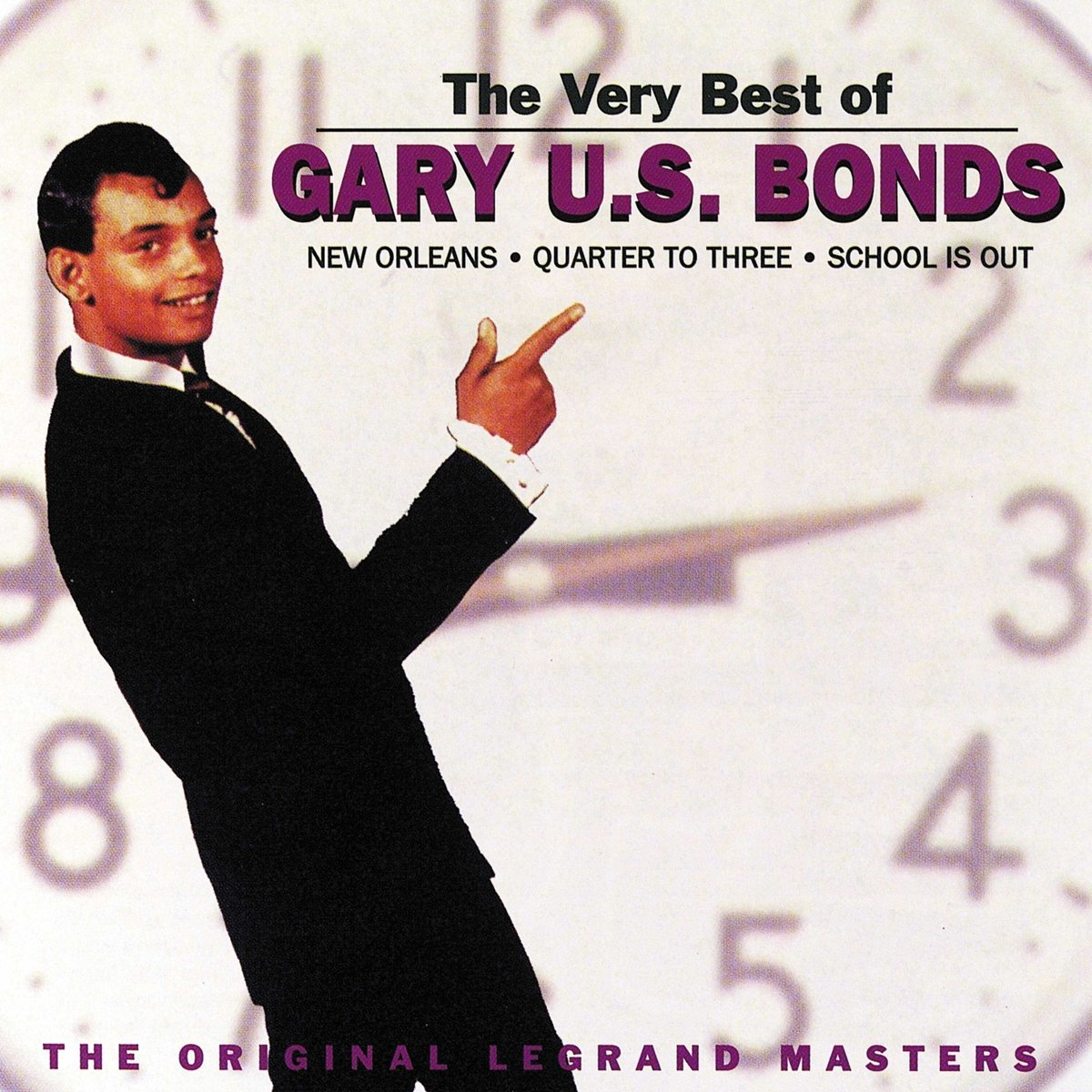 Gary U.S. Bonds - The Very Best Of Gary U.S. Bonds - Amazon.com Music