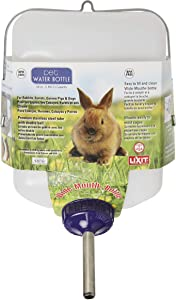 Lixit All weather Rabbit Water Bottle