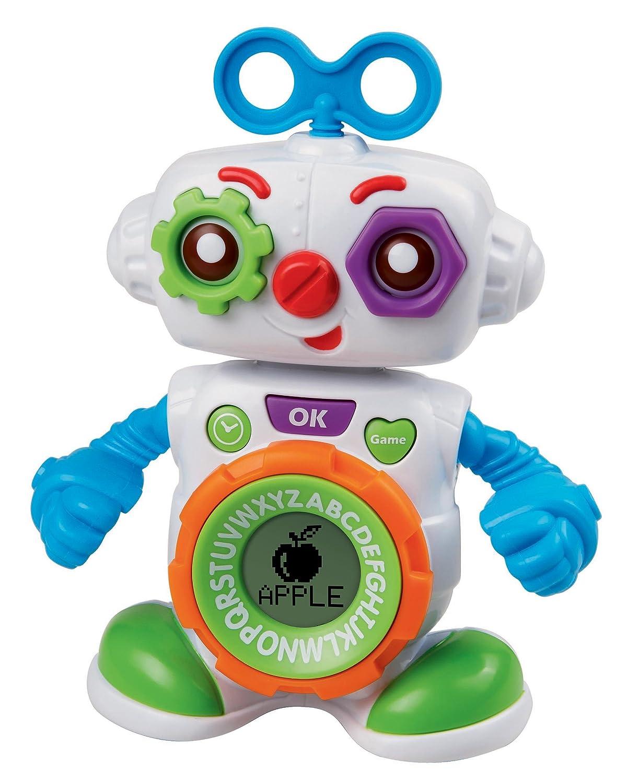 Amazon.com: VTech Lil cogsley Aprendizaje Robot: Toys & Games