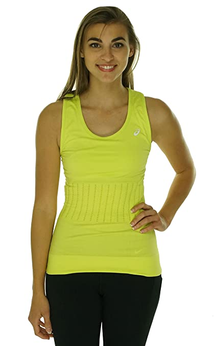 515cbb94a96a1 Amazon.com  ASICS Women s Seamless Tank Top  Sports   Outdoors