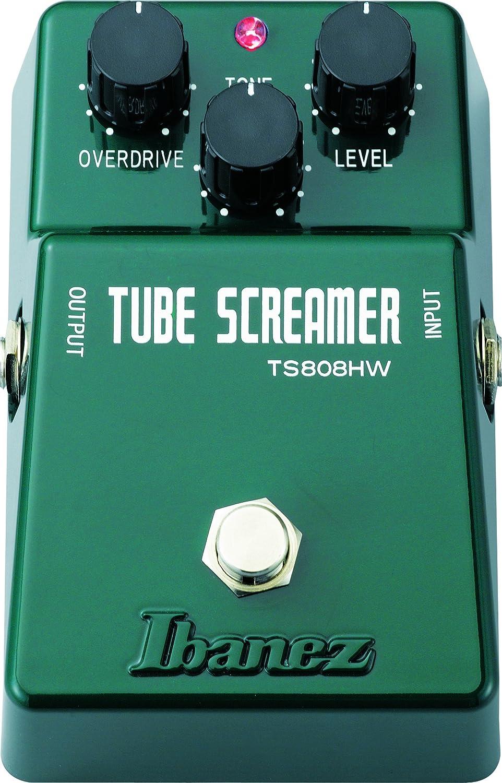 Ibanez アイバニーズギター用オーバードライブ Tube Screamer ハンドワイアリング チューブスクリーマー TS808HW   B002D5AJW4