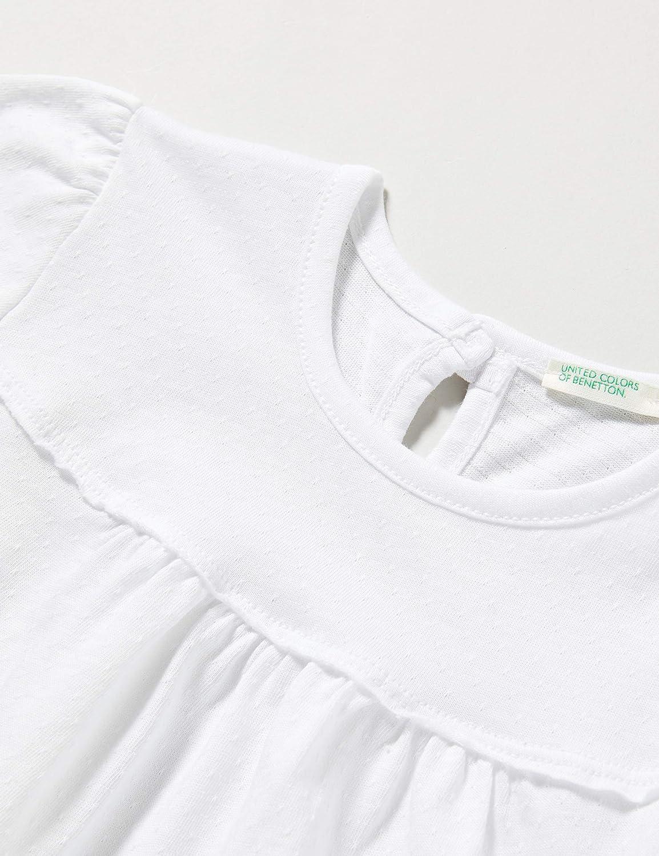 Shirt Pull sans Manche B/éb/é Fille UNITED COLORS OF BENETTON T