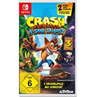Crash Bandicoot N.Sane Trilogy - [Nintendo Switch]