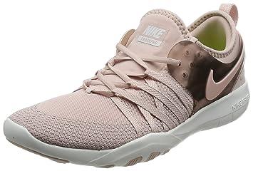 best service e8f6a c47ea Nike - Free TR 7 AMP Damen Trainingsschuh (rosa/grau ...