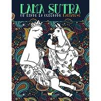 Lama Sutra: Un Libro Da Colorare Malizioso