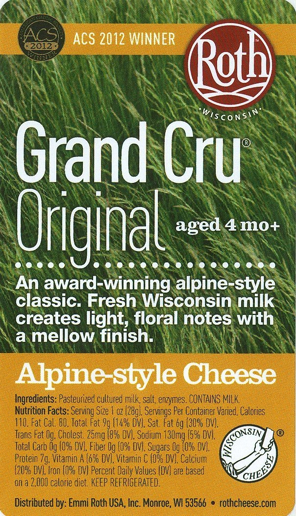 Roth, Grand Cru Original (2 x 1 pound)