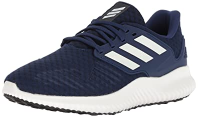 6e75ae4226a60 adidas Men s Alphabounce RC.2 Running Shoe Cloud White Dark Blue