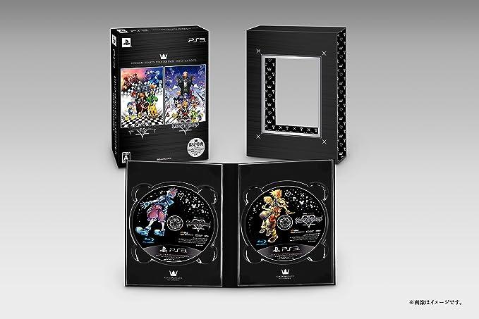 Kingdom Hearts HD 1.5 + 2.5 ReMIX - Starter Pack [PS3][Importación Japonesa]: Amazon.es: Videojuegos