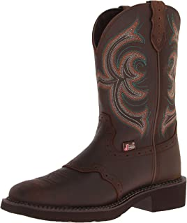 7cee39b1aa8 Amazon.com | Justin Boots Women's Gypsy Collection 12