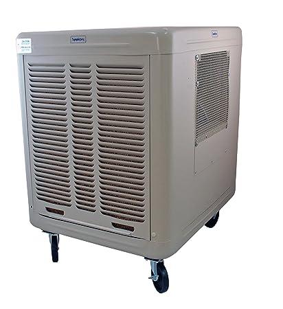 ADOBEAIR/COOLERS #MMB14 4500CFM Mob Evap Cooler - Garage And Shop