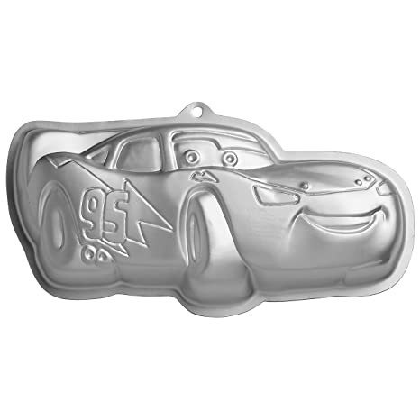 Wilton Cars Lightning Mcqueen Cake Pan