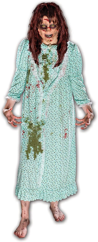 Morbid Enterprises The Exorcist New Free Shipping w Regan Max 46% OFF Costume Wig