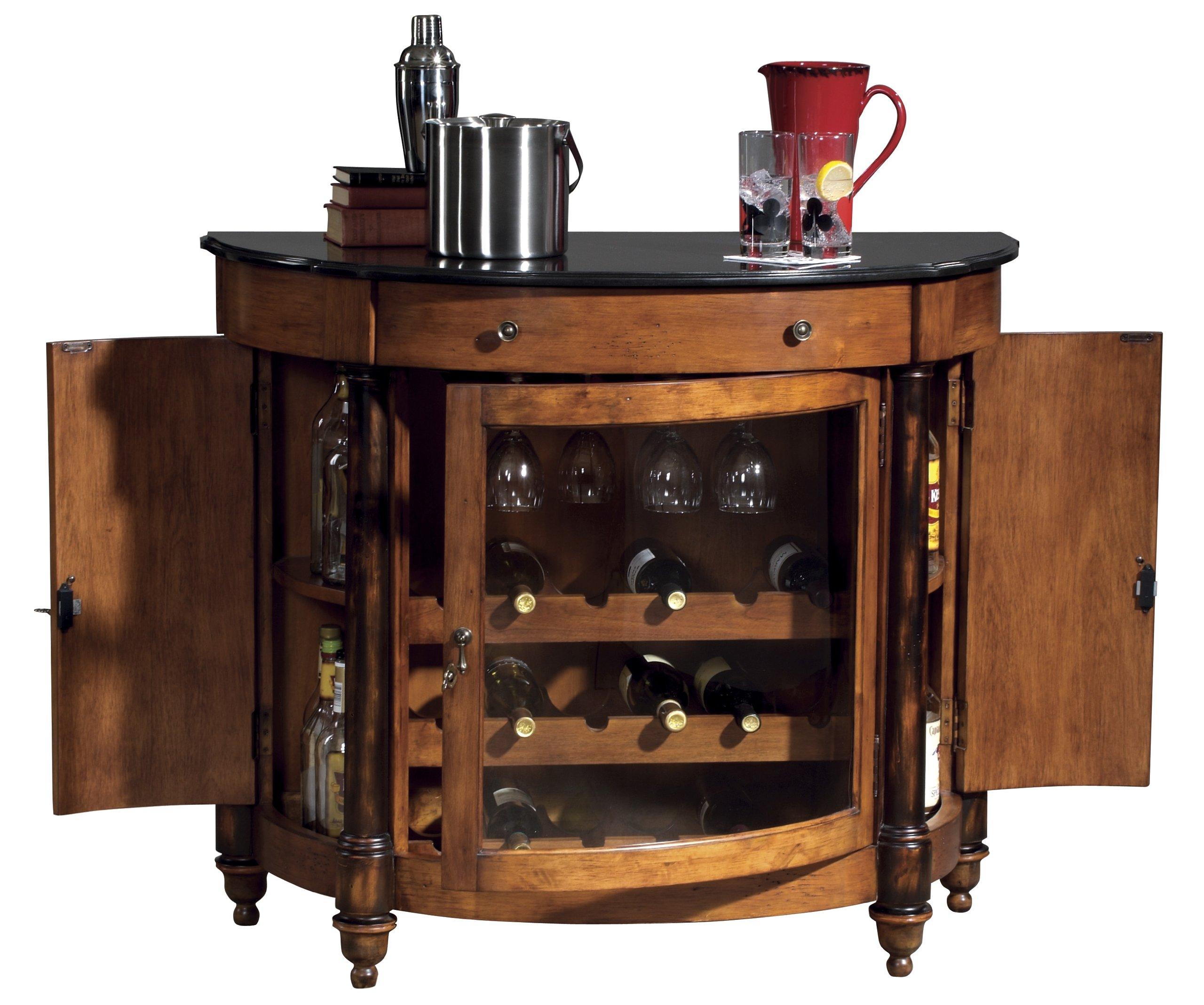 Howard Miller 695-016 Merlot Valley Wine & Bar Console by Howard Miller (Image #2)