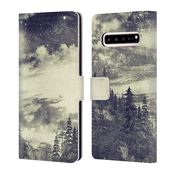 OFFICIAL HAROULITA FANTASY 2 LEATHER BOOK WALLET CASE FOR APPLE iPOD TOUCH MP3