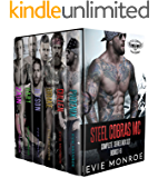 Steel Cobras MC Complete Box Set: Books 1-6