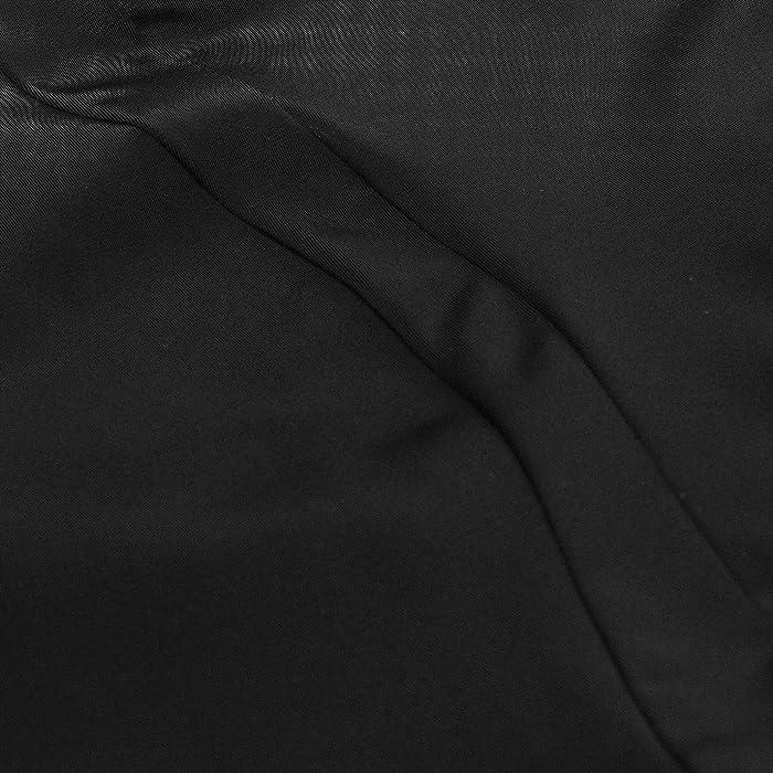 18de8aba3a3dc Slazenger Damen Boyleg Badeanzug mit Bein Schwimmanzug Bademode Schwimmen  Strand Schwarz 16 (XL)