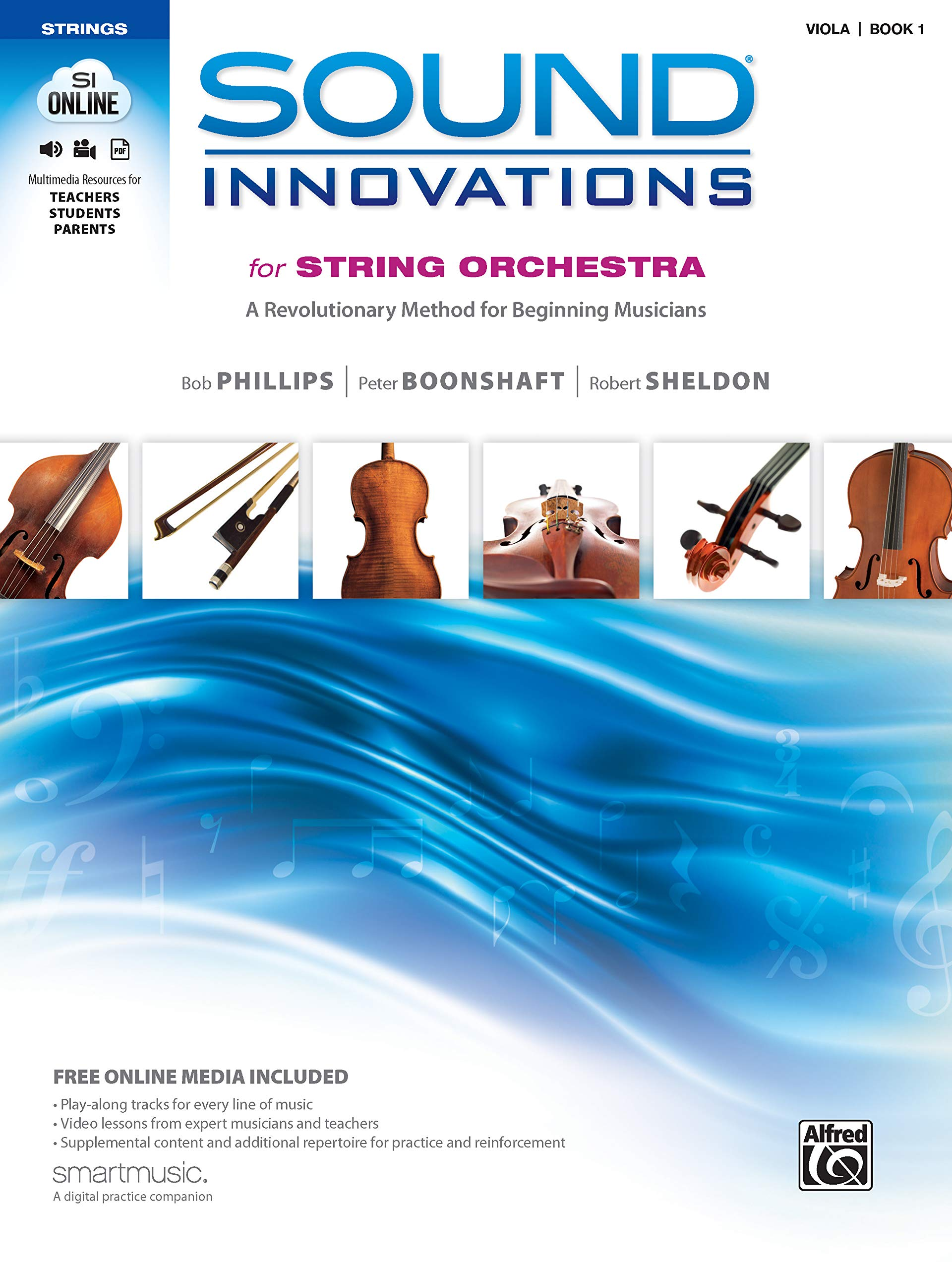 Amazon com: Sound Innovations for String Orchestra, Bk 1: A