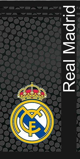 TOALLA REAL MADRID MICROFIBRA ESTAMPADA
