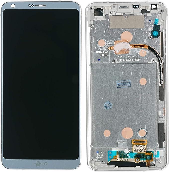 LG G6 h870 pantalla LCD Cover Pantalla Táctil Cristal marco ...