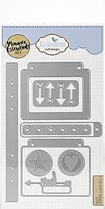 Elizabeth Craft Designs Elizabeth Craft Metal Die-Planner Essentials 5