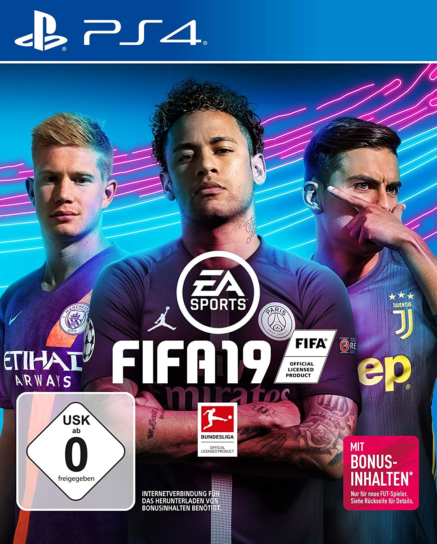 [amazon.de] FIFA 19 – PS4 za 19,99€