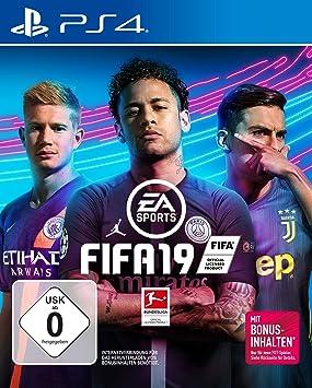 Sony FIFA 19 - Standard Edition para PlayStation 4 [Importación alemana]: Amazon.es: Electrónica