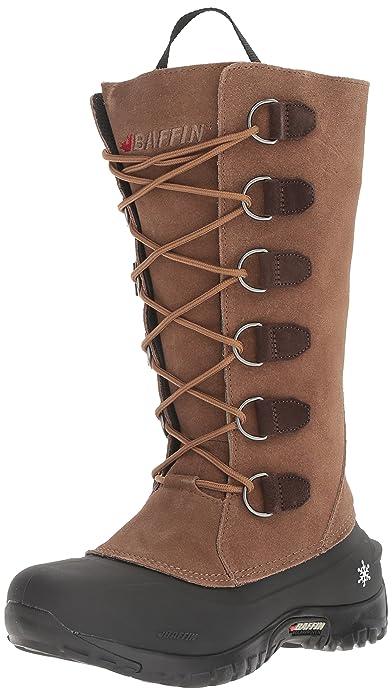 da54c06e2 Amazon.com | Baffin Women's Coco Insulated Suede Winter Boot | Snow Boots