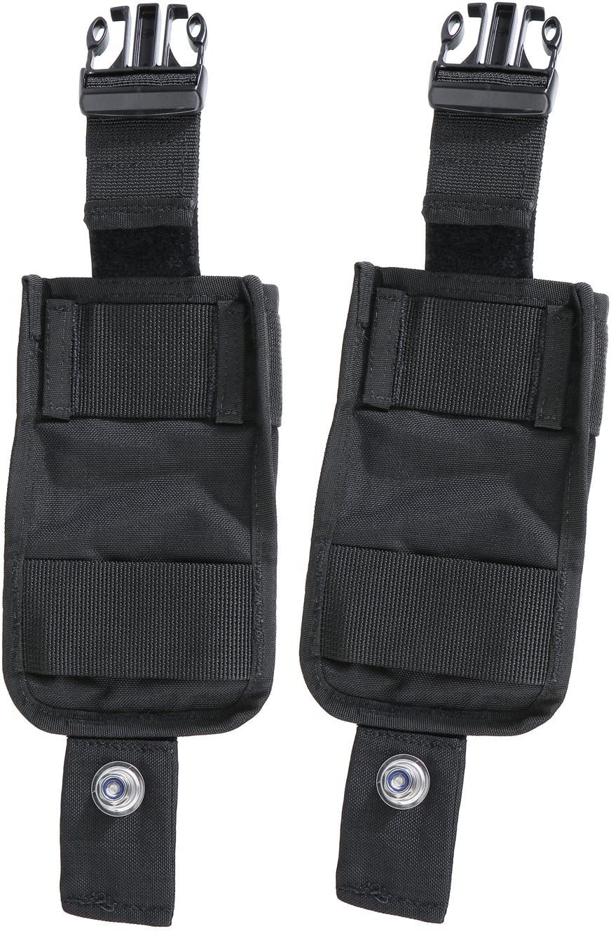 2 pc 3 Kg//6.5+ Lbs. Each Medium xDeep Weight Pockets