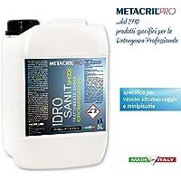 Metacril Sanificante Shock para hidromasaje (Teuco, Jacuzzi,Dimhora, Intex,Bestway,ECC.)