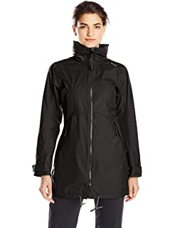 Amazon.com: Helly Hansen Women's Laurel Long Insulated Raincoat ...