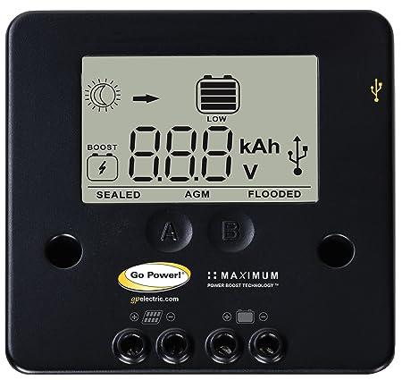 Go Power Valterra Power Us, LLC GP-PSK-120 Solar Kit 120W Portable