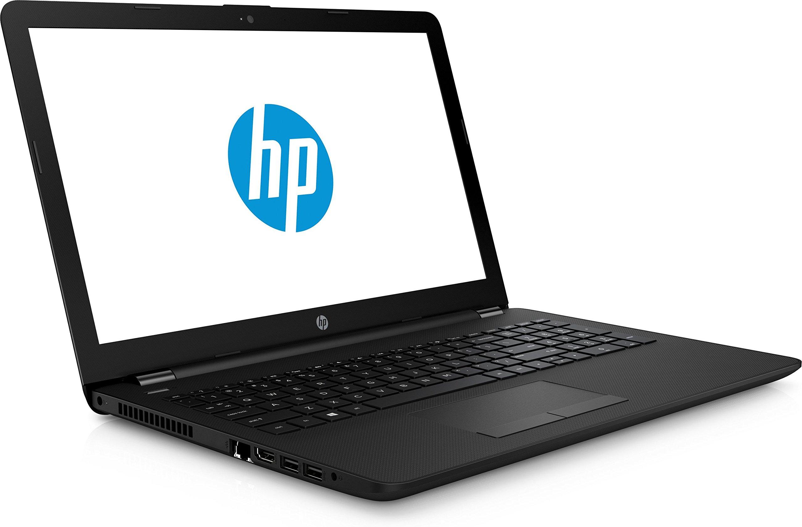 HP 15.6-Inch HD Touchscreen Laptop (Intel Quad Core Pentium N3710 1.6GHz, 4GB DDR3L-1600 Memory, 500 GB HDD, DVD Burner, HDMI, HD Webcam, Win 10) by HP