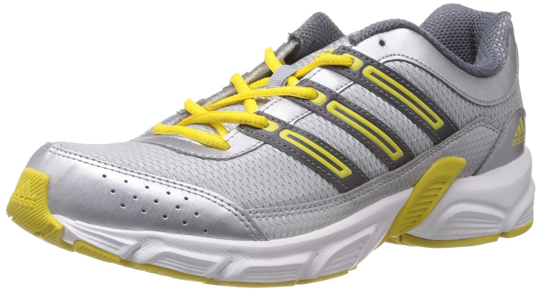 adidas Men's Nubra M Metallic Silver, Vivid Yellow and Black Mesh Running  Shoes - 11 UK: Buy Online at Low Prices in India - Amazon.in
