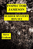 Inspector Jameson Murder Mystery Box Set
