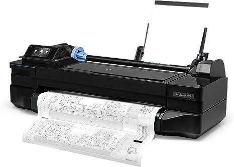 HP DESIGNJET T120 24-IN ePrinter: Amazon.es: Electrónica