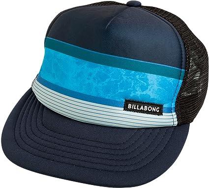 23e2e7f1e0d Billabong Boys  Boys Spinner Trucker Hat Blue One Size  Amazon.in ...