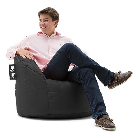 Big Joe Lumin Chair Limo Black