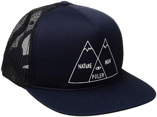 Poler Venn Trucker Hat-nvy Accessory d7ac0eae0931