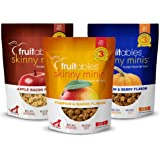 Fruitables Skinny Minis Apple Bacon, Pumpkin Berry, Mango - Variety Pack