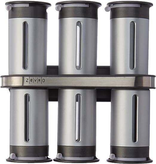 Amazon.com: Especiero magnético con 12 tarros Zero ...