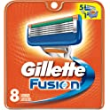 Gillette Fusion Refill Razor Blade Cartridges
