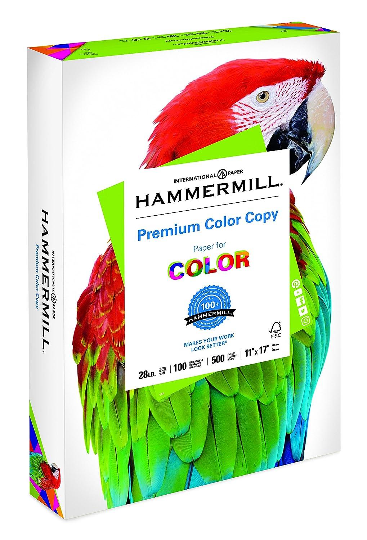 Amazon Com Hammermill Paper Premium Color Copy Paper 11 X 17