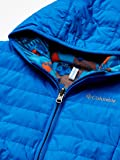 Columbia Kids' Toddler Double Trouble Jacket, Super Blue/Super Blue Critter Block, 4T