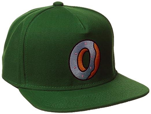 f3d75a4b781dda FEA Men s Odd Future Single Donut Snapback Hat