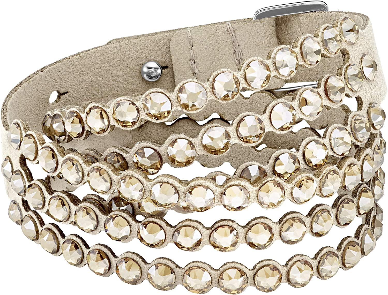 Swarovski Pulsera Swarovski Power Collection, para mujer
