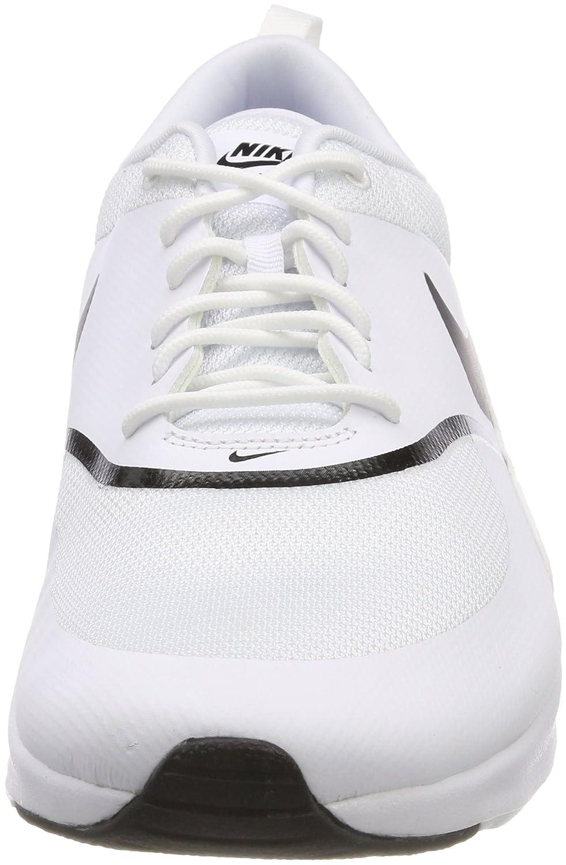 NIKE Damen Sneaker Sneaker Damen Damen Air Max Thea Sneaker Laufschuhe, Max Wei ... f2e2b5
