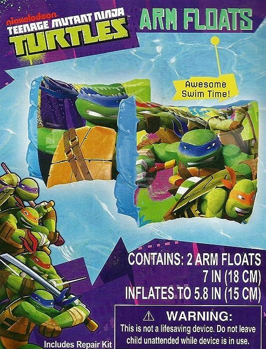 Top 10 Ninja Turtle Arm Floats