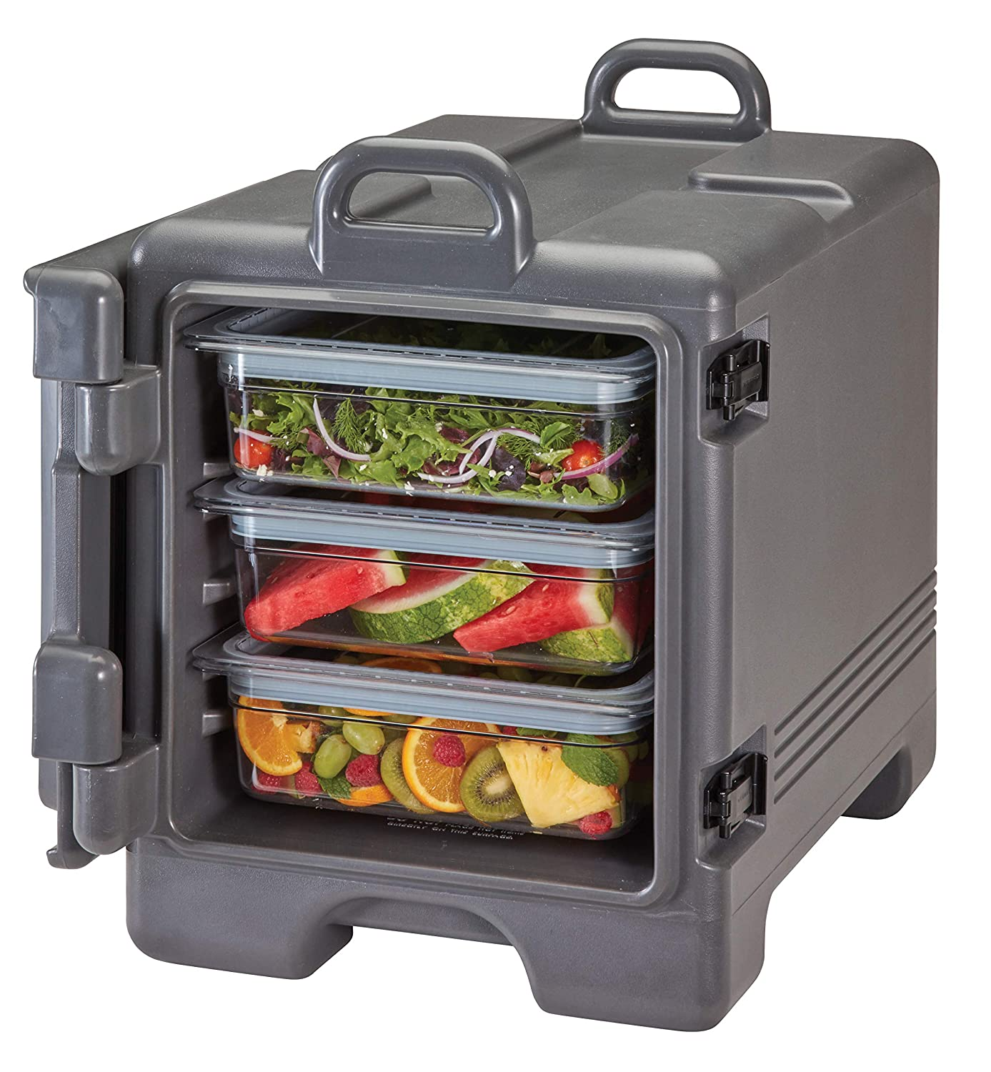 Cambro UPC300 Ultra Pan Carrier (Charcoal Gray)