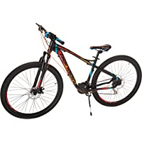 Bicicleta Mercurio Ranger Pro R29 con suspensión