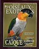 Revue des oiseaux exotiques - Numéro 351 de avril 2010